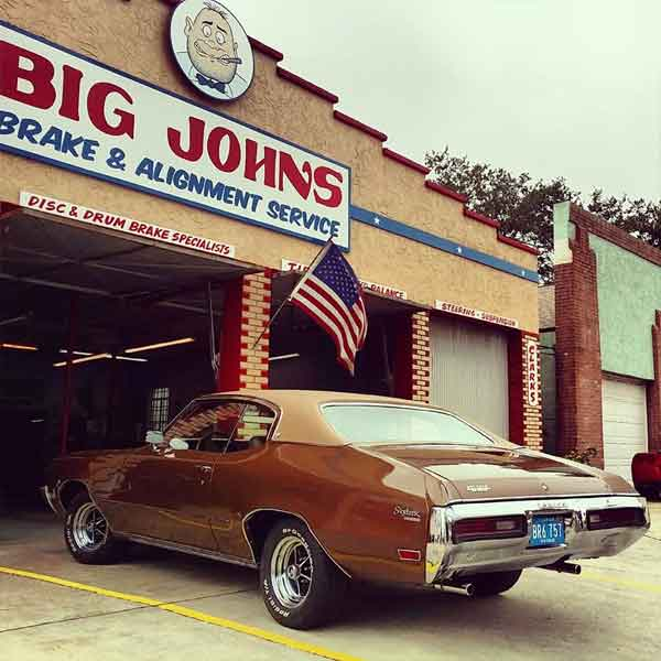 Big John's Brake and Alignment Service